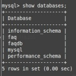 MySQL Befehle in Linux: Verbindung, Datenbank, Backup
