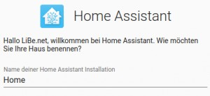 Preview Home-Assistant Docker und deCONZ