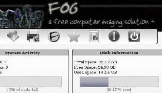 Preview FOG gratis PXE Image Server für Windows XP Vista u 7