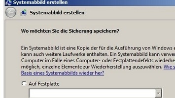 Preview Datensicherung - Backup Strategie Windows 10 - USB und NAS