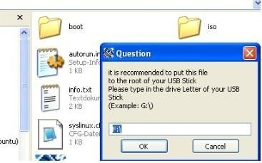Preview bootable USB iso