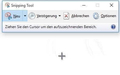 Preview Screenshot erstellen - Windows 10 Bildschirmfoto