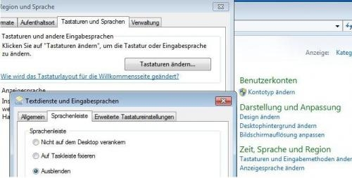 Preview Tastenkombinationen-Tastaturlayout (Tastaturbelegung unter Windows)